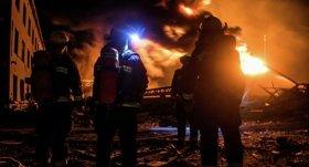 Массовая эвакуация в Китае: взрыв на химзаводе унес 47 жизней