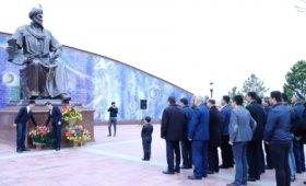 День рождения Мирзо Улугбека отметили в Самарканде