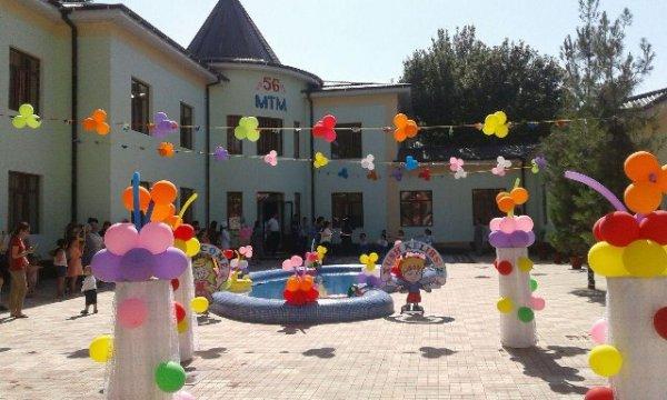 В Самарканде сданы в эксплуатацию два детских сада