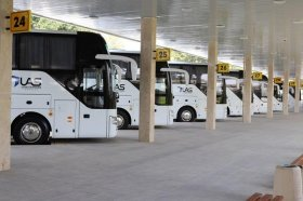 Запускается автобусный рейс «Самарканд — Ташкент — Санкт-Петербург»