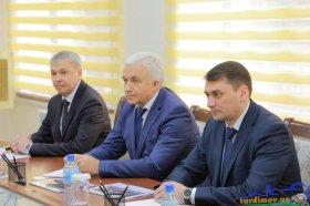 Делегация Башкортостана в Самарканде
