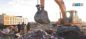 В Самарканде уничтожены 400 000 единиц пиротехники