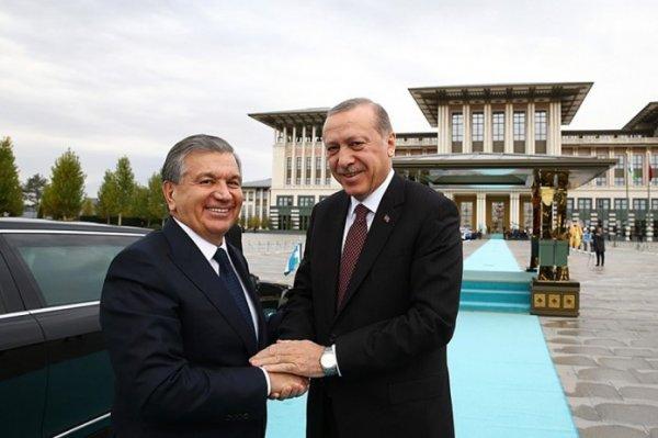 Шавкат Мирзиёев 19-20 февраля посетит Турцию