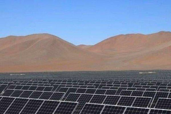 Total Eren построит солнечную электростанцию в Самарканде