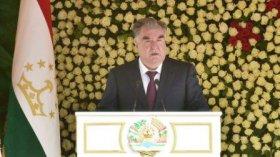 Эмомали Рахмон призвал к высокой боеготовности армии