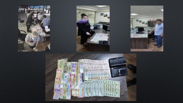 В Самарканде задержаны супруги из Ирана за кражу 5100 долларов