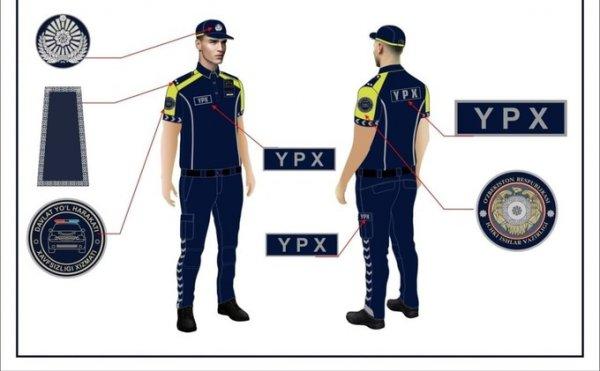 Инспекторы ДПС Ташкента и Ташкентской области получат новую униформу