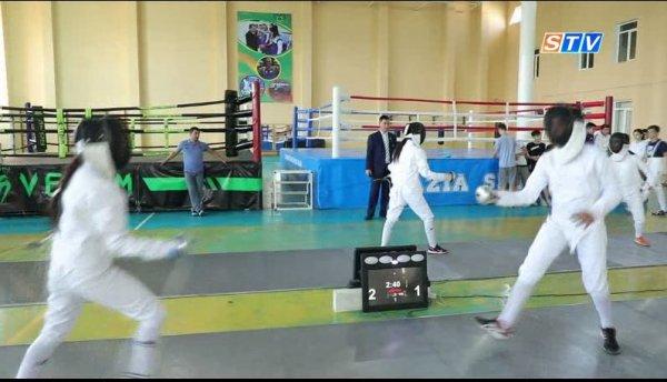 Мушкетеры Узбекистана в Самарканде