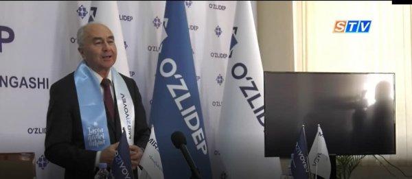 Доверенное лицо Шавката Мирзиеева в Самарканде провел брифинг по итогам встреч с избирателями