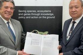 Узбекистан стал полноправным членом Международного союза охраны природы